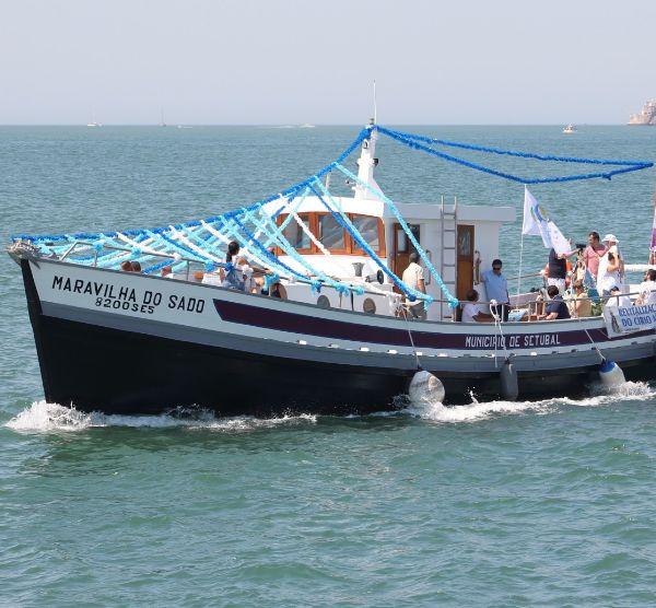 Estuário do Sado – Navegando pela rota do património natural e cultural