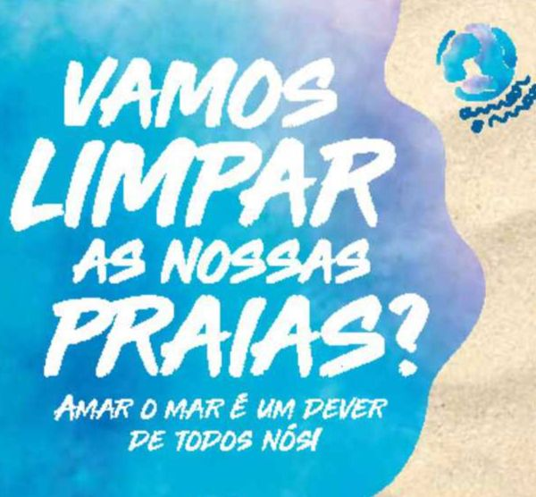 Vamos limpar as nossas praias? Lagoa de Óbidos