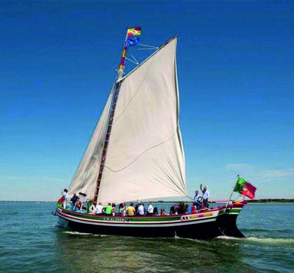 Embarque com o barco Bote Leão