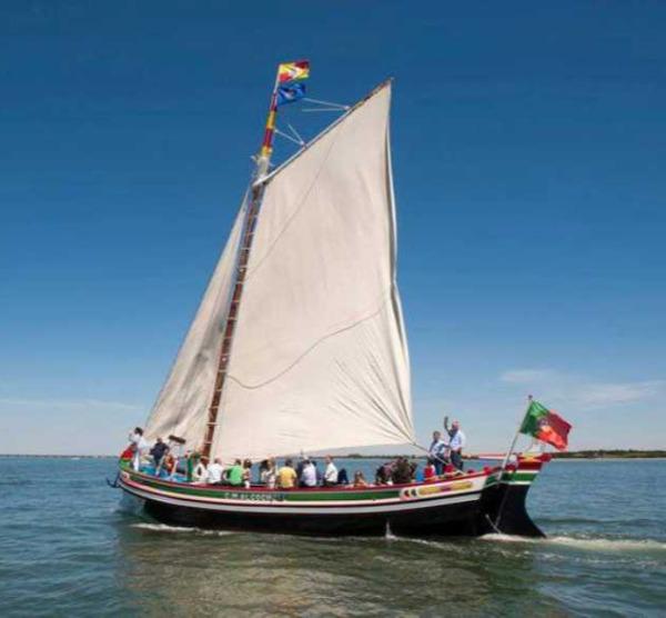 Embarque com o barco Bote Leão.