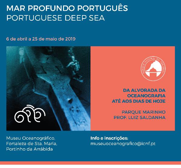 Exposição Mar Profundo Português
