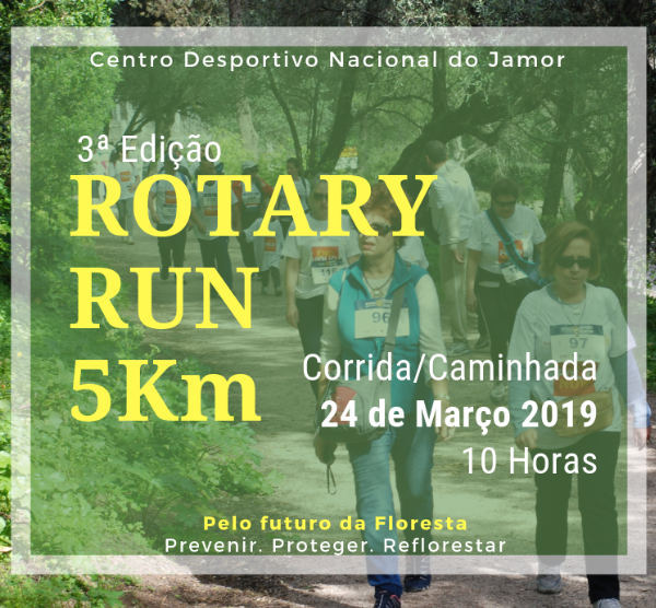 Rotary Run - Pelo Futuro da Floresta