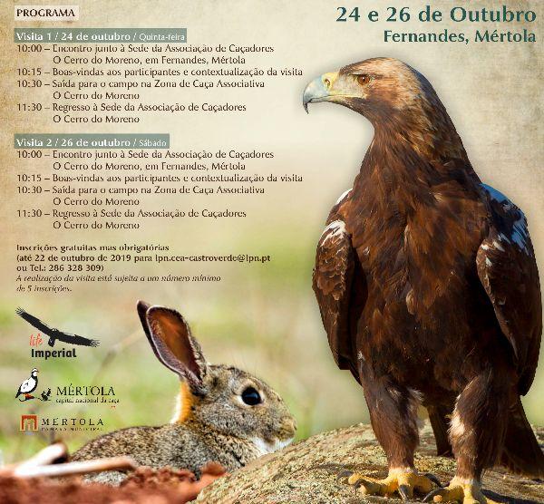 Medidas de gestão e conservação da natureza - visita 1