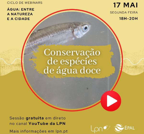 Conservação de espécies de água doce