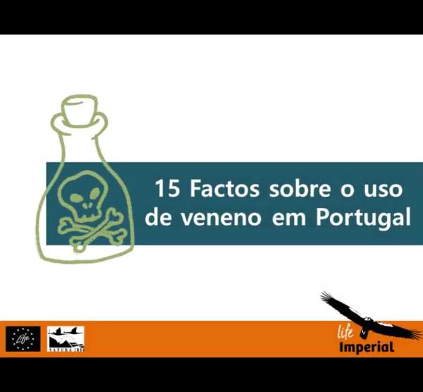 15 factos sobre o uso de venenos em Portugal