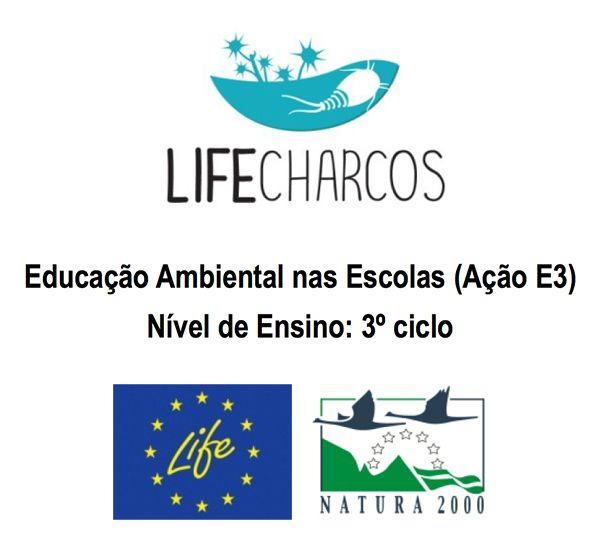 Educação Ambiental nas Escolas (Ação E3), 3º ciclo, Questionário inicial