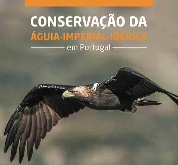 Folheto LIFE Imperial - Conservação da Águia-Imperial-Ibérica em Portugal
