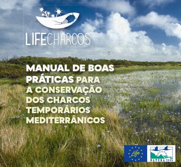 Manual de boas práticas para a conservação dos charcos temporários mediterrânicos