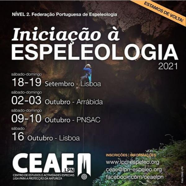 Iniciação à Espeleologia - Nível II