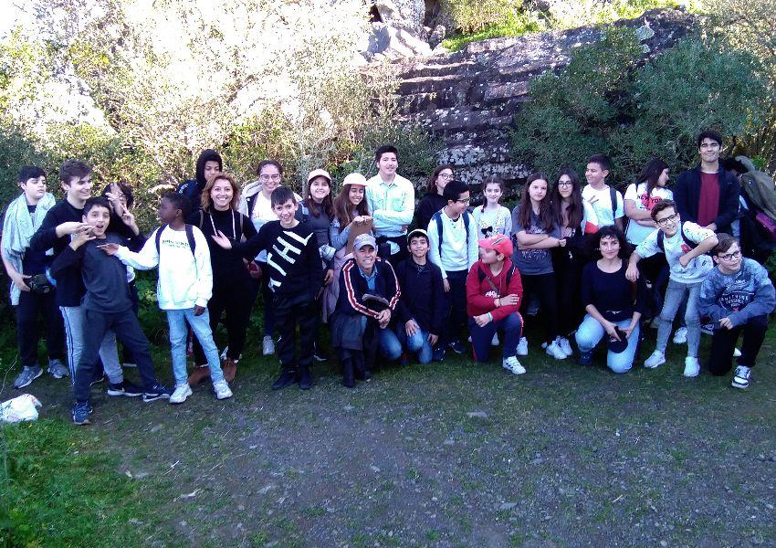 À descoberta da geodiversidade do Parque Natural Sintra Cascais e Mafra