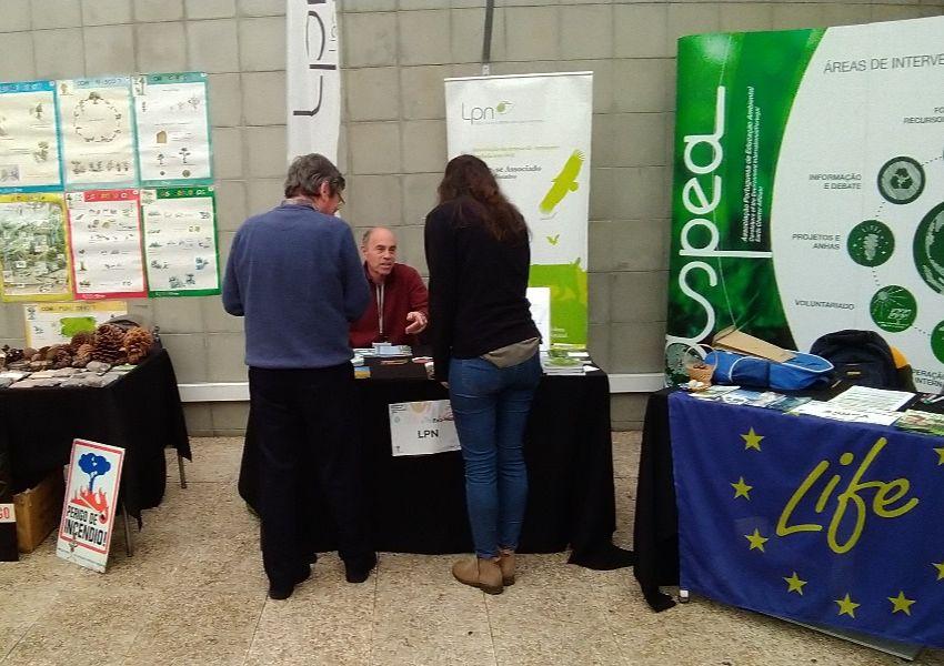 A LPN marcou presença no seminário Eco-Escolas Lisboa
