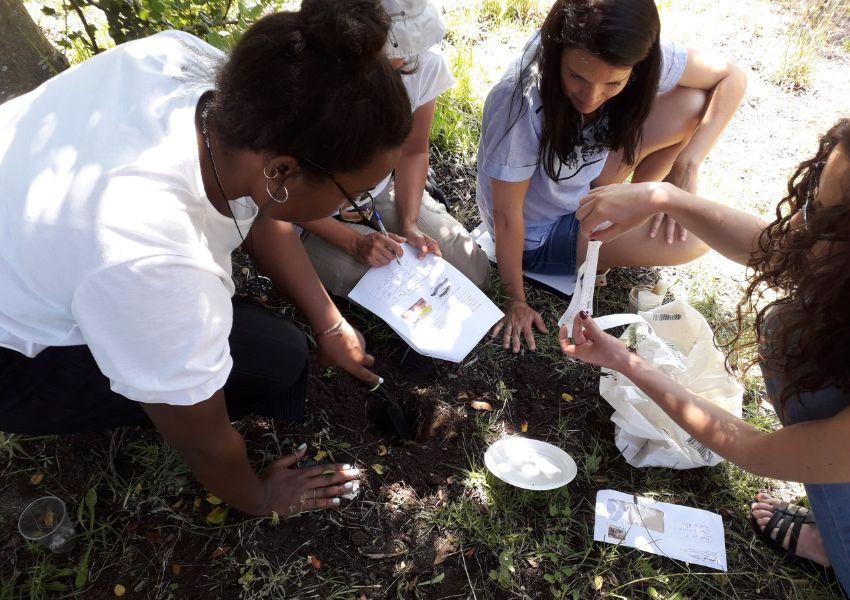 Ação de Formação Educar na Natureza