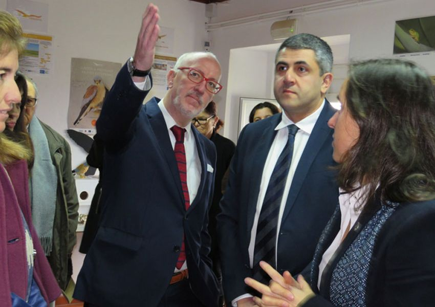 Castro Verde recebeu Secretário-Geral da Organização Mundial do Turismo