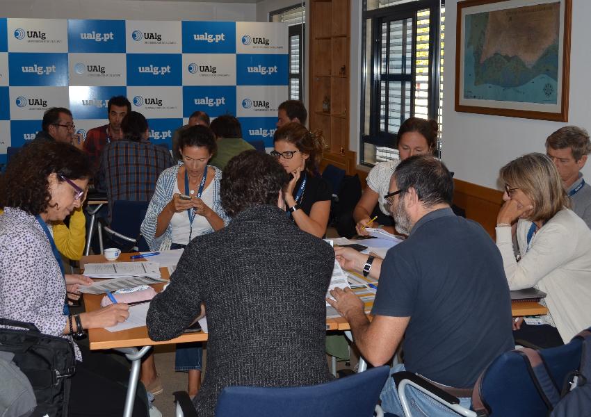 2º Workshop dedicado às Áreas Marinhas Protegidas