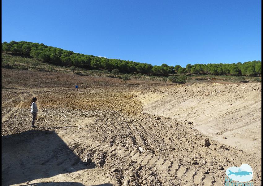 Construído ponto de abeberamento alternativo a pegos no Murtigão