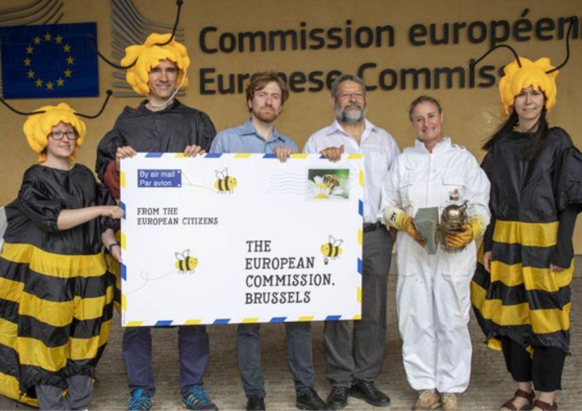 Iniciativa salvar as abelhas e os agricultores