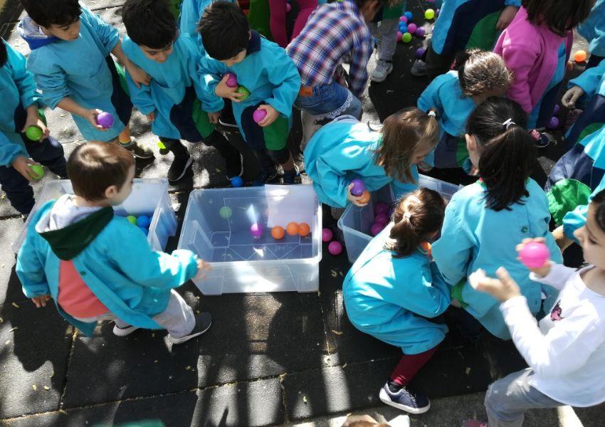 """Educação ambiental em Loures: """"Água na Natureza"""""""