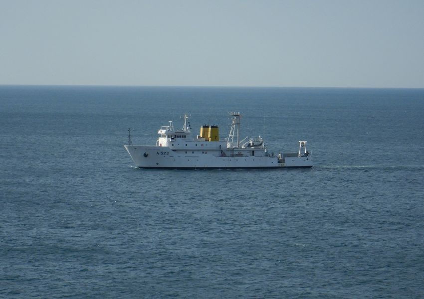 O Projeto MARSW já está no Mar!
