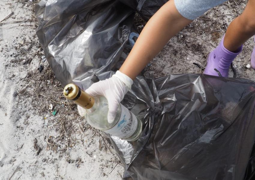 Dia Mundial da Água comemorado com limpeza da Lagoa de Albufeira