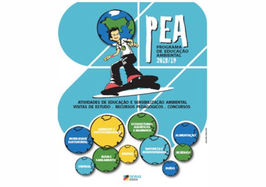 LPN participa no Programa de Educação Ambiental do município de Oeiras