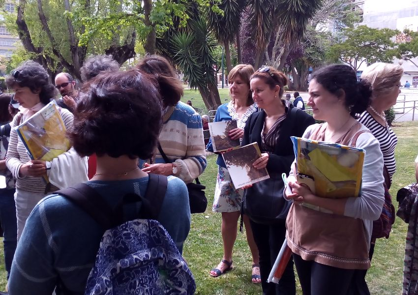 Seminário Sobre Educação Ambiental no Dia Mundial Da Terra