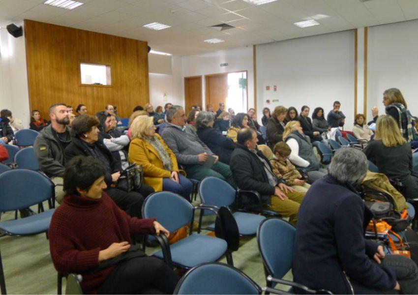 Comunidade junta-se para reviver as histórias da Lagoa de Óbidos