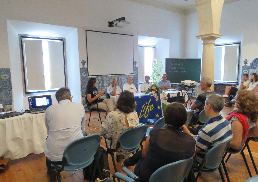Simpósio do LIFE Saramugo decorreu em Évora
