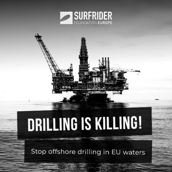 Campanha Drilling is Killing