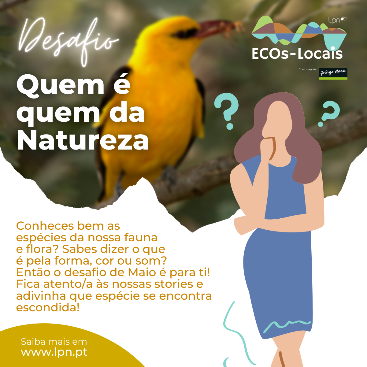 Who's who in Nature?