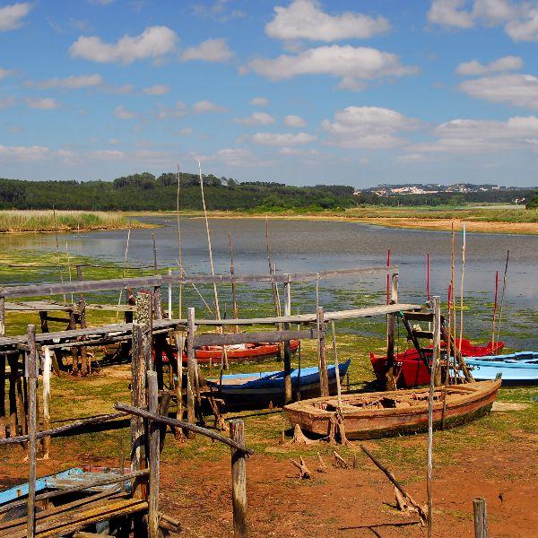 Centro de Interpretação para a Lagoa de Óbidos