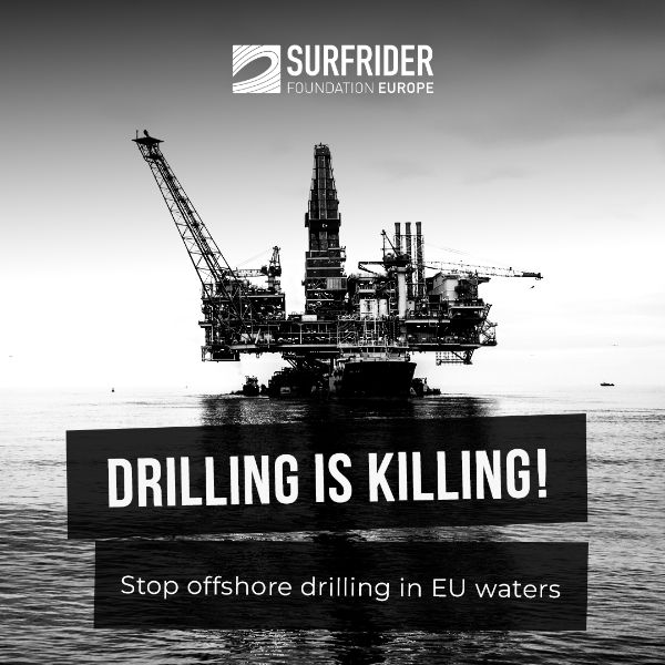 Campanha Drilling is Killing